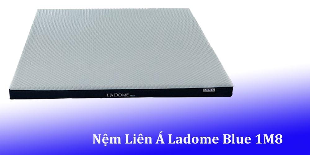 nệm Liên Á Ladome Blue 1M8